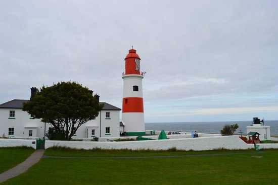 Souter Lighthouse and The Leas: Nice view