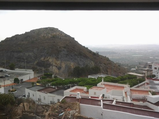 Hostal Casa Justa: view from the room