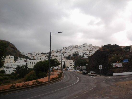 Hostal Casa Justa: View of the village