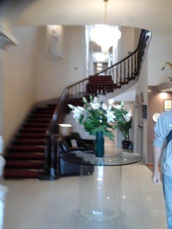 The Savoy Jersey: Lobby