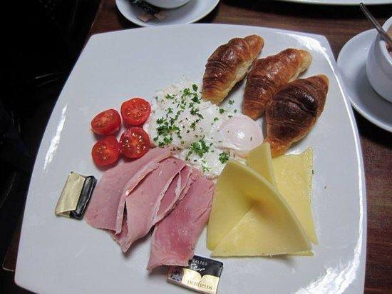 Truffles: Breakfast!!