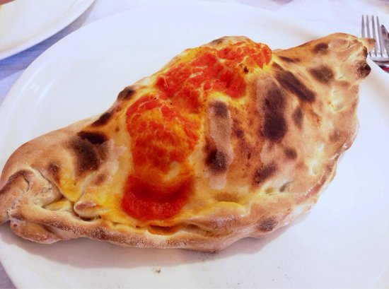 Gepetto Arena: Calzone   Gepetto