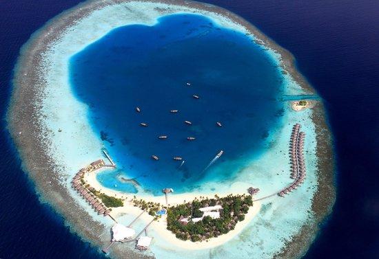 Safari Island: Остров,отель