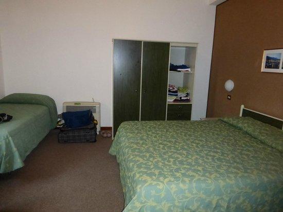 Hotel Livia: geräumig und sauber