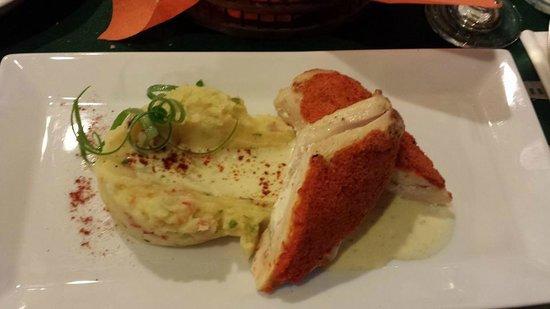 Kerasma Restaurant: Greek Chicken