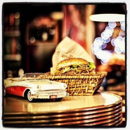 Egg&Burger Diner Tesvikiye: Tesvikiye Egg&Burger