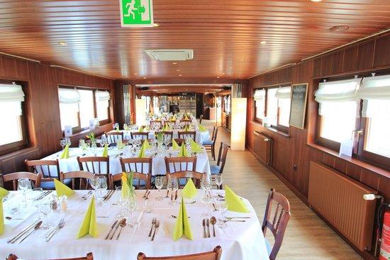 Zanderfilet mit krustentierrisotto bild von restaurant heimat mannheim tripadvisor for Gutes restaurant mannheim