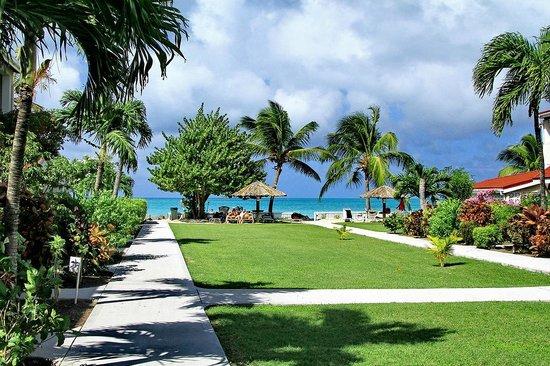 Antigua Village: Территория отеля