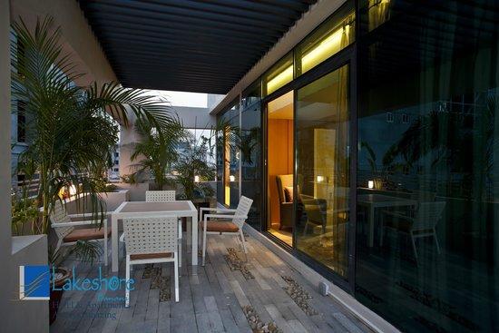 Lakes Banani Garden Terrace