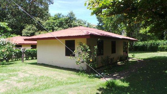 Hacienda Barú Lodge: La chambre