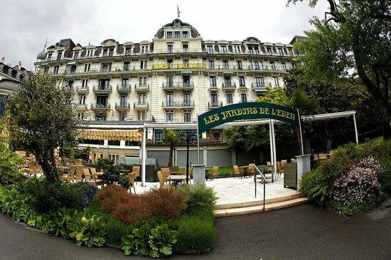 Eden Palace au Lac: Отель