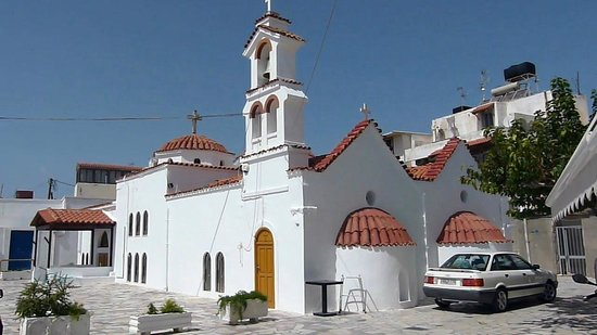 Church of Afendis Christos