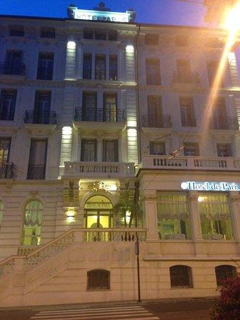 هوتل ديه باري سانريمو: отель