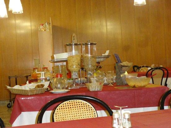 La Pia Hotel: colazione