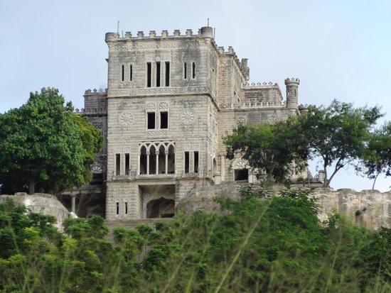 Mariel, Cuba: Palace