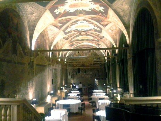 Hotel Columbus: Il ristorante