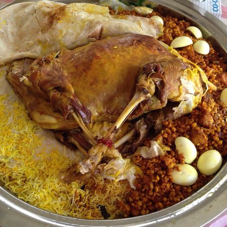 Mutton Ghoozi - Picture of Freejna, Dubai - TripAdvisor