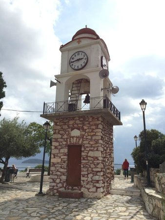 ‪Agios Nikolaos Church and Clock Tower‬