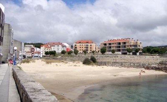 Corme-Puerto, Hiszpania: Playa de A Arnela Corme