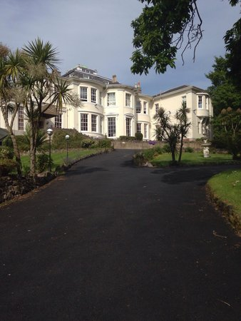 Lincombe Hall Hotel: Beautiful hotel, absolutely fantastic time!