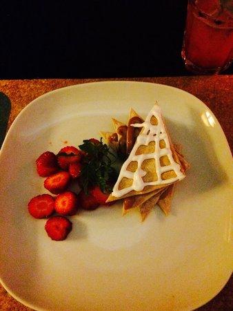 Volver de Carne Y Alma : Amazing dessert