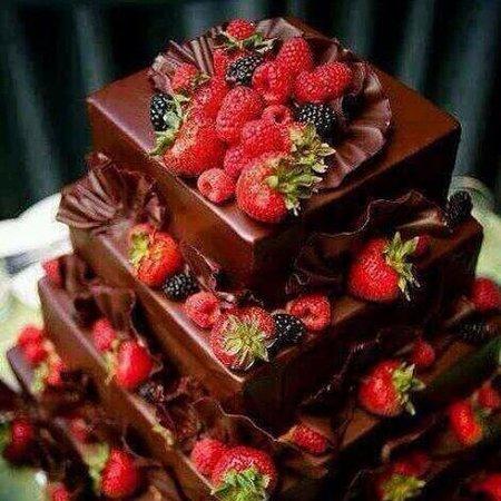Ristorante Monumento dal 1884: torta al cioccolato