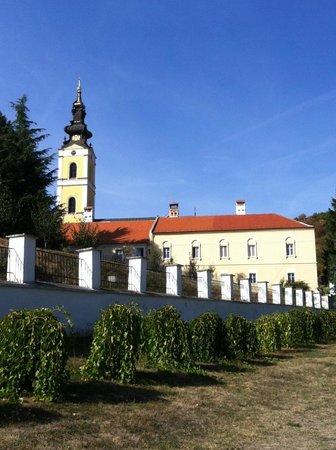 Fruska Gora Monasteries : Main building Grgeteg