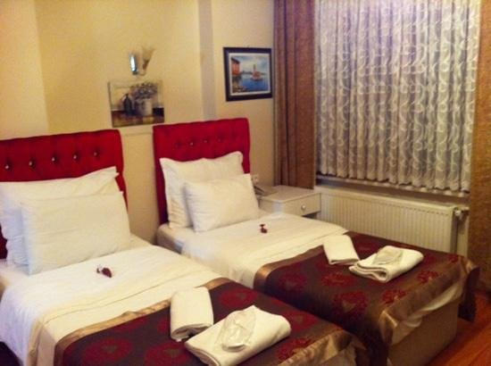 Star Hotel Istanbul: habitacion doble