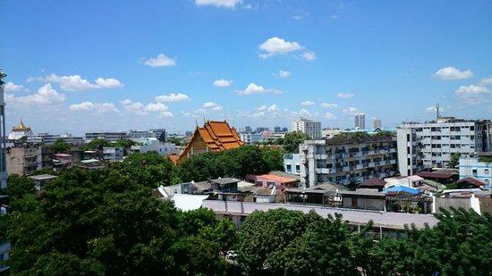 Royal Princess Larn Luang : View from hotel room