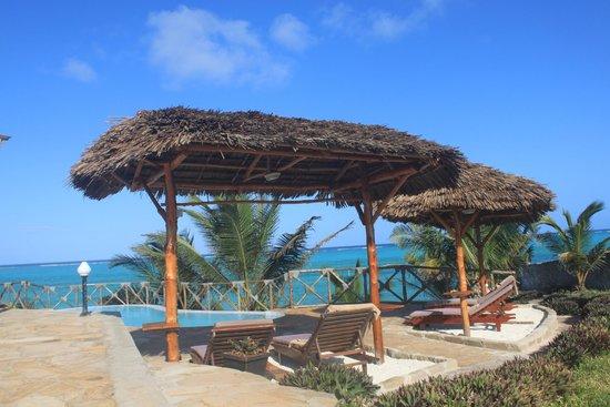 Outdoor Swimming Pool Picture Of Villa Fleur De Lys Makunduchi