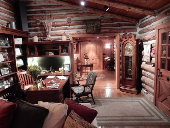 The Chalet of Canandaigua: From the living room