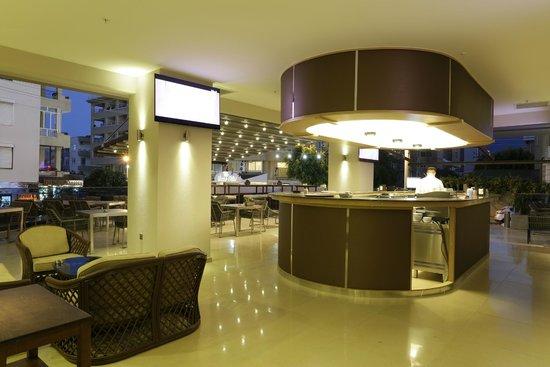 Jdw ambiance bar picture of jdw design hotel marmaris for Design hotel 101