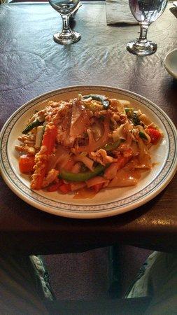 Joy Thai Cuisine: Druning Noodles