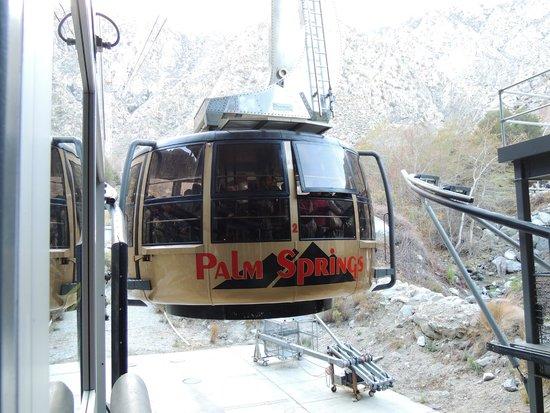 San Jacinto Mountain: Teleférico de San Jacinto Palm Spring