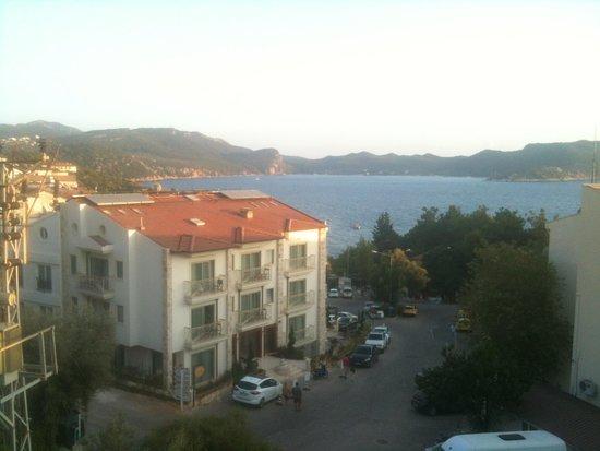 Ekici Hotel: odadan deniz manzarası