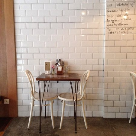 table for two picture of lokl coffee co kuala lumpur tripadvisor rh tripadvisor co uk table for two twins table for two restaurant