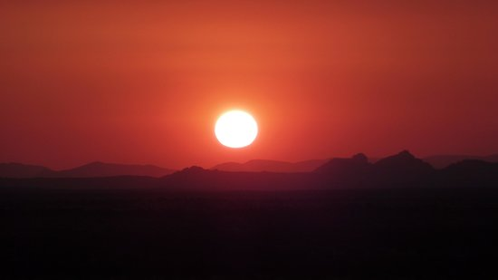 The Elegant Farmstead: Unser letzter Sonnenuntergang