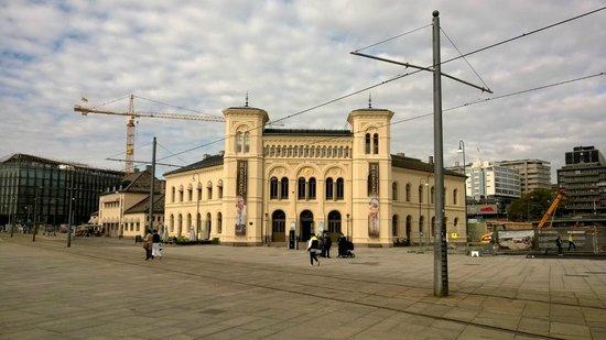 The Nobel Peace Center : Nobels Fredssenter