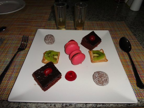 desserts steakhouse