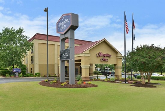Hampton Inn Raleigh / Clayton I-40 : Welcome to the Hampton Inn Raleigh/ Clayton 1-40