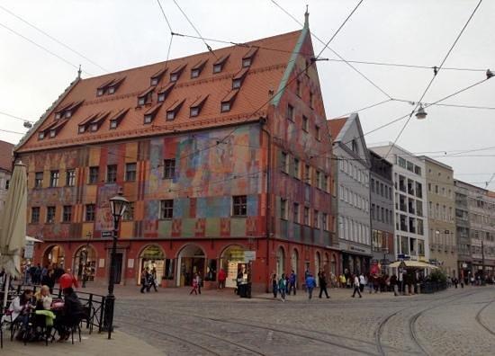 Weberhaus: Schöne Gebäude