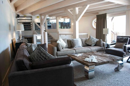 TG Ski Chalets Morzine: Bouquetin lounge