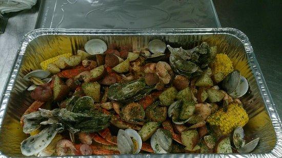 Fishmonger Seafood