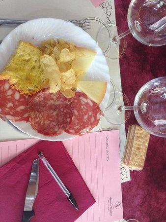 Tenuta Torciano Vineyards: one taste all it takes:)