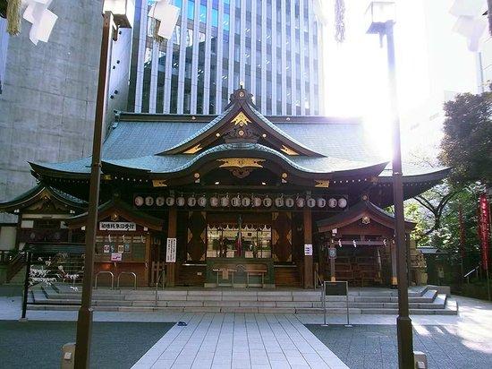 Toranomon Kotohira-gu: g