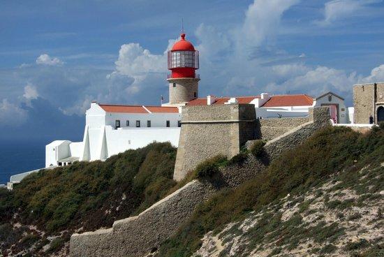 Cape Saint Vincent: Cabo do Sao Vicente