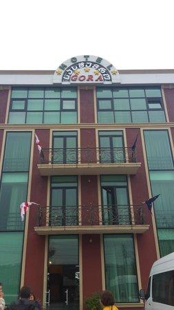 Hotel Gora: Вид отеля