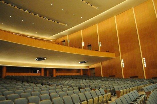 Kleinhans Music Hall's main floor.