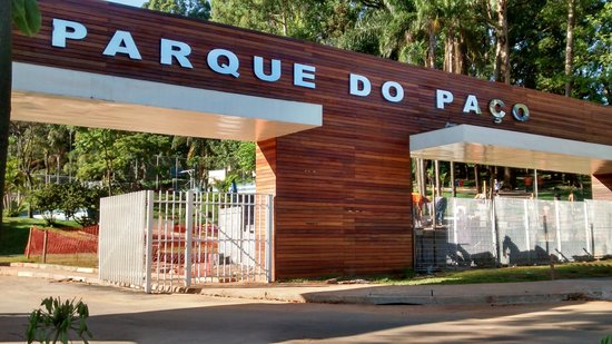 Diadema, SP: Parque do Paço