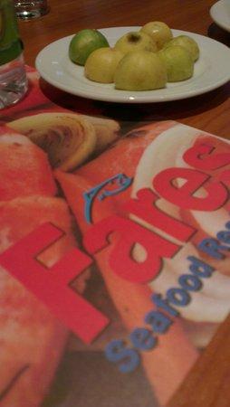 Fares Seafood : Ресторан Фарес